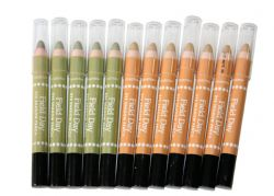 12 x Collection Field Day Eyeshadow Pencils | 2 shades | RRP £38